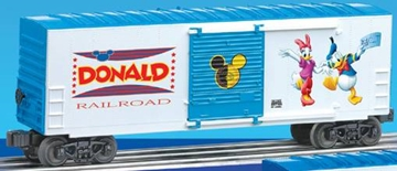 Picture of 36255 - Donald Duck Hi-Cube Boxcar