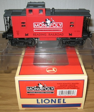 Picture of Monopoly SP-Type Caboose