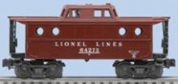 Picture of 29723 - #6473 Lionel Lines Porthole Caboose