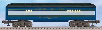 Picture of B&O Madison Baggage Car w/Trainsound