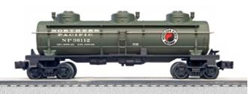 Picture of 36112 - Northern Pacific 3-Dome Tanker