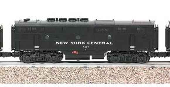 Picture of New York Central F-3 'Scale' Powered 'B' (LN)