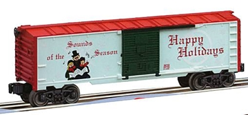 Picture of 36733 - Christmas Music Boxcar '03