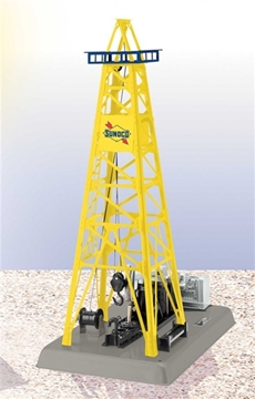 Picture of Sunoco Oil Derrick