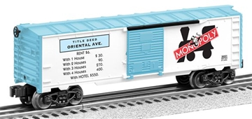 Picture of 39328 - Monopoly Boxcar 3-pk. #4