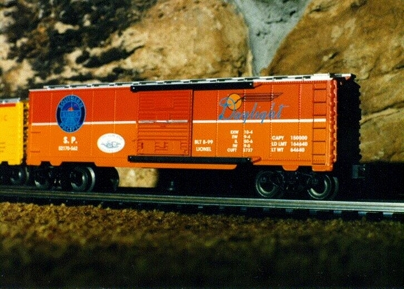 Picture of CLRC Southern Pacific Daylight Oper. Boxcar