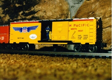 Picture of 52171 - CRRC Union Pacific Oper. Boxcar