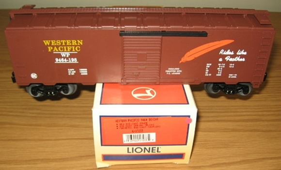 Picture of 17233 - Western Pacific Boxcar