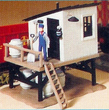 Picture of 12718 - Barrel Shed Kit