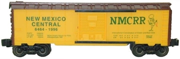 Picture of 52087 - TTOS New Mexico Central Boxcar