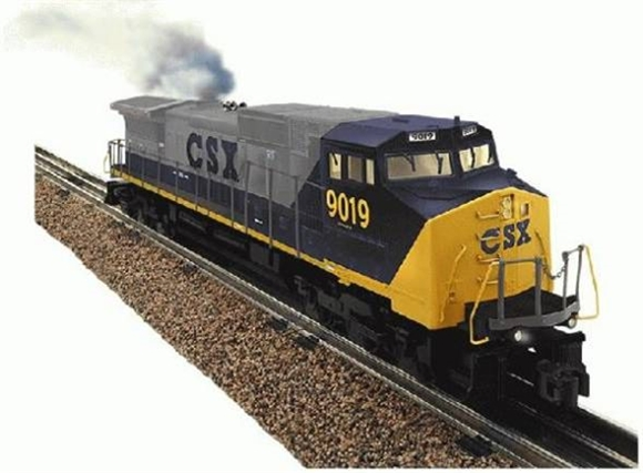Picture of CSX Dash 9-44CW 'Scale-Size' Diesel