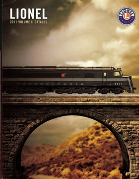 Picture of 2011-v2 - Lionel 2011 Volume 2 Catalog