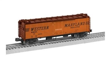 Picture of Western Maryland Steel Sided Reefer
