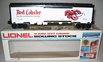 Picture of Red Lobster Reefer