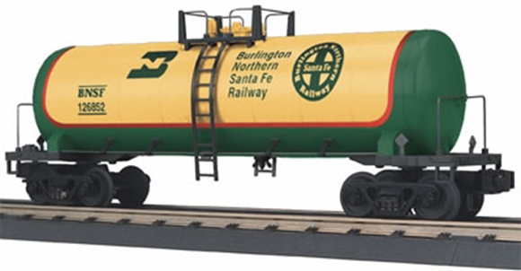 Picture of BNSF Modern Tank Car