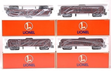 Picture of Legends of Lionel Madison 4-Car Passenger set - SEALED