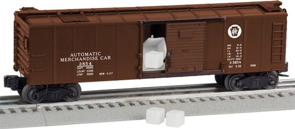 Picture of 27941 - Pennsylvania #3854 Merchandise Car