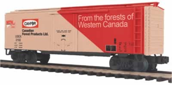 Picture of Canfor Canadian Reefer Car
