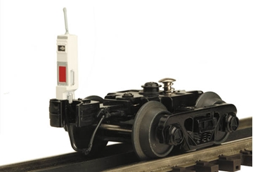 Picture of End-of-Train Device Roller Bearing Freight Truck