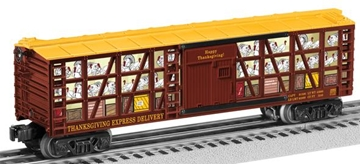 Picture of 25962 - Thanksgiving Poultry Car