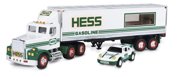 Picture of 1992 - Hess Truck 18-Wheeler w/racer car