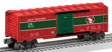 Picture of Great Northern 6464 Christmas Boxcar