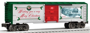 Picture of 39364 - Christmas 2013 Holiday Boxcar