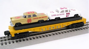 Picture of Circle L Racing Flatcar w/(2) Stock cars