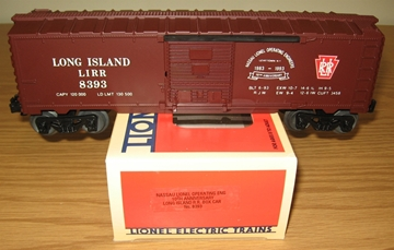 Picture of 52019 - NLOE Long Island Boxcar #8393