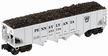 Picture of 22293 - Pennslvania Die-Cast 4-Bay Hopper