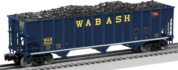 Picture of Wabash Die-Cast 4-Bay Coal Hopper