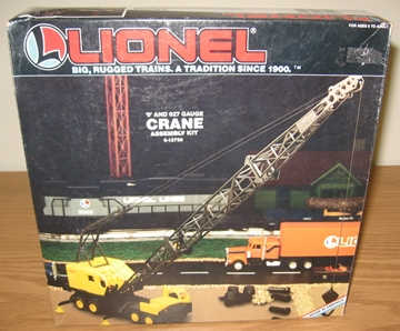Picture of 12750 - Crane Kit
