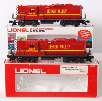 Picture of Lehigh Valley GP-9's Power/Dummy