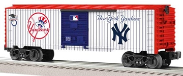 Picture of 81912 - MLB New York Yankees Boxcar