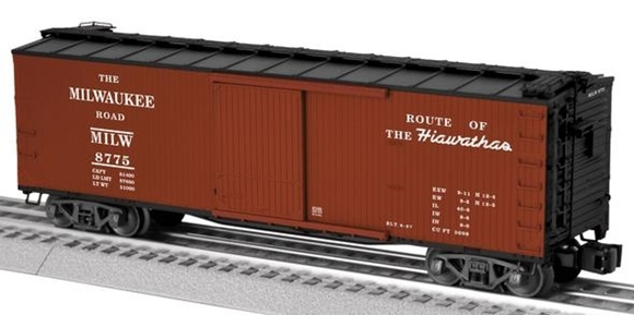 Picture of 81066 - Milwaukee Road Double Sheathed Boxcar