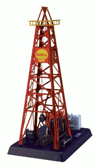 Picture of Shell Oil Derrick