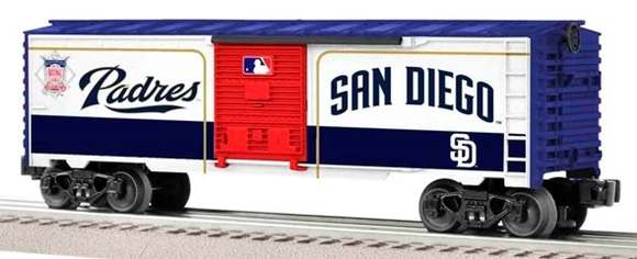 Picture of 81932 - MLB San Diego Padres Boxcar