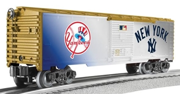 Picture of MLB Cooperstown New York Yankees Boxcar