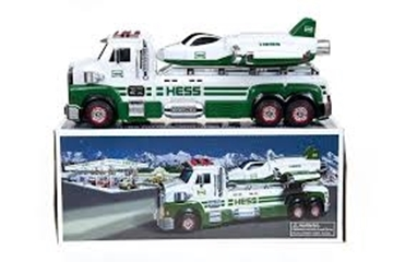 Picture of 2014 - Hess Toy Truck & Space Cruiser w/Scout