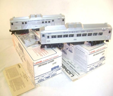 Picture of B&O Budd 2-Car Passenger Set (Power/Dummy)
