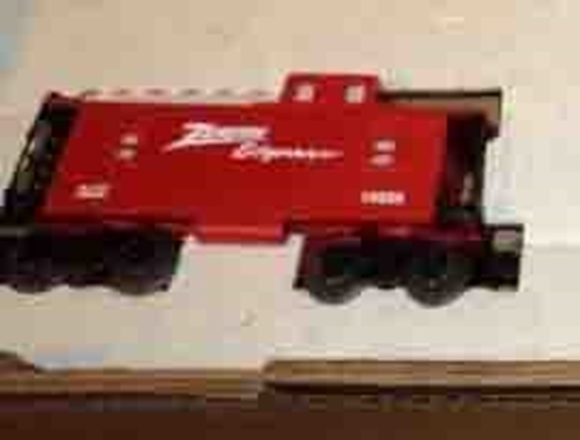 Picture of 16589 - Zenith Express SP-type Caboose