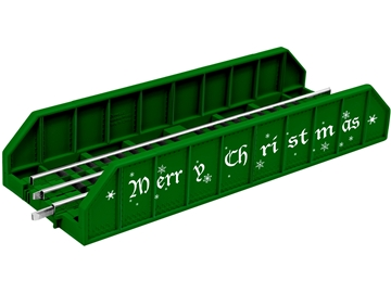 "Picture of Christmas Fastrack 10"" Girder Bridge"