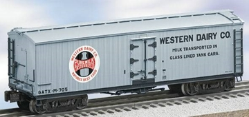 Picture of Western Dairy Milk Car