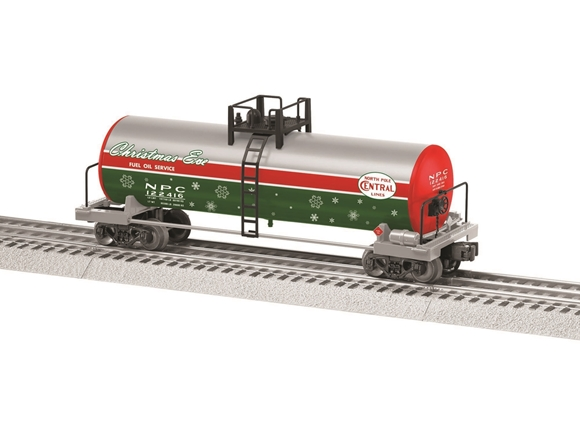 Picture of Christmas Unibody Tank Car