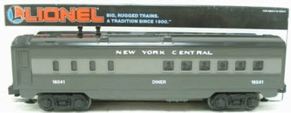 Picture of 16041 - New York Central '027' Diner Car