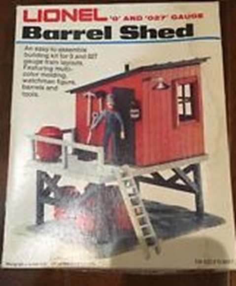 Picture of 2718 - Barrel Shed Kit
