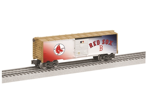 Picture of MLB Copperstown Boxcar - Boston Red Sox