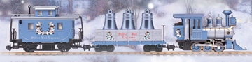 Picture of Lionel Large G Scale Silver Bell Starter Train Set