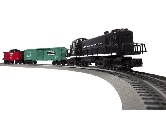 Picture of New York Central LionChief RS-3 Freight Set