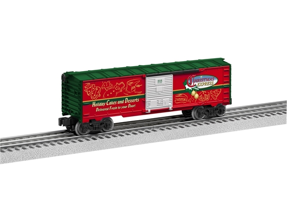 Picture of Christmas Express Boxcar